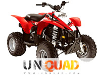 Quad Polaris Trail Blazer 330
