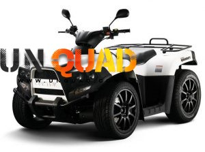 Quad Cectek 500EFI Quadrift S