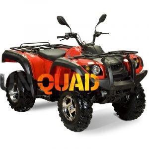 Quad Hisun