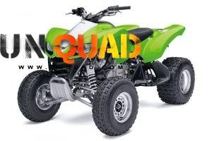 Quad Kawasaki